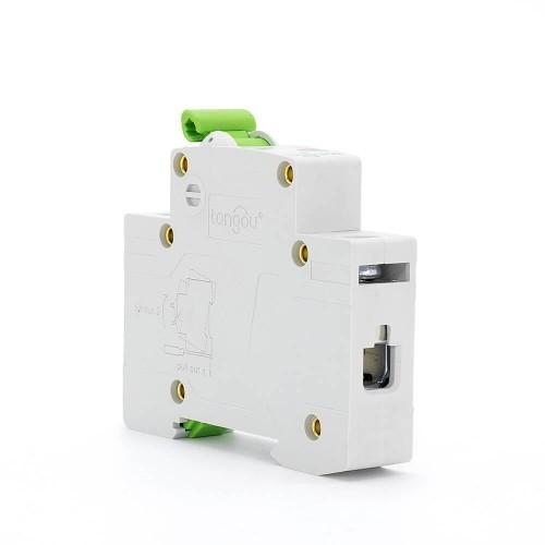 3KA 110V 220V Curve C 1P 16A Mini Circuit Breaker MCB TOMC3-63
