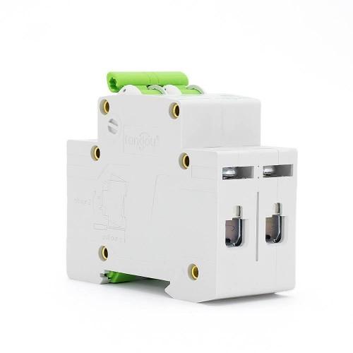 TOMC3-63 3KA Curve C AC Voltage 110v 220v 2P 32A MCB Miniature Circuit Breaker