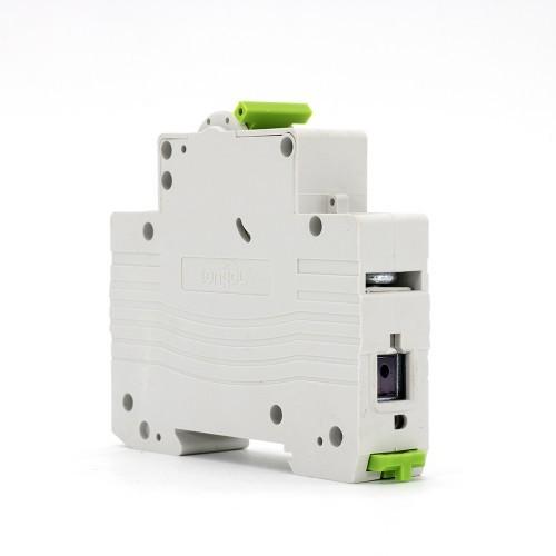 TOMC7-63 1P 6-63A DC Mini Circuit Breaker for Solar Energy MCB