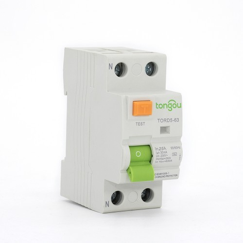 2P 25A 30mA RCCB RCD A/AC Type 3 Phase Residual Current Circuit Breaker