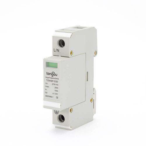 SPD 10KA~20KA Surge Protector UK Low-voltage Arrester Device