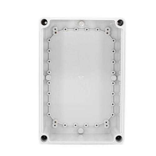 IP67 280*190*130 mm Waterproof Electrical Plastic Junction Box ABS TOM3-281913