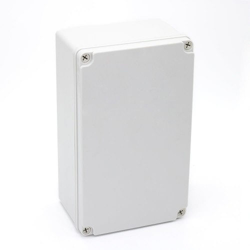 IP67 250*150*100 mm Waterproof Electrical Plastic Junction Box ABS TOM3-251510