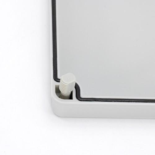 IP67 200*200*95 mm Waterproof Electrical Plastic Junction Box ABS TOM3-202009