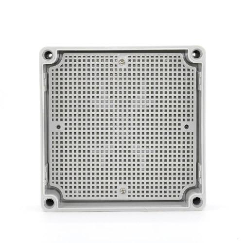 IP67 175*175*100 mm Waterproof Electrical Plastic Junction Box ABS TOM3-171710