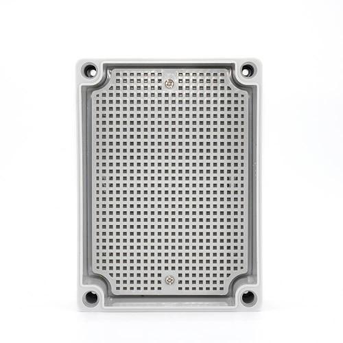 IP67 175*125*100 mm Waterproof Electrical Plastic Junction Box ABS TOM3-171210