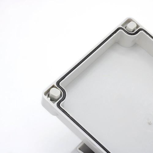 IP67 175*125*75 mm Waterproof Electrical Plastic Junction Box ABS TOM3-171207