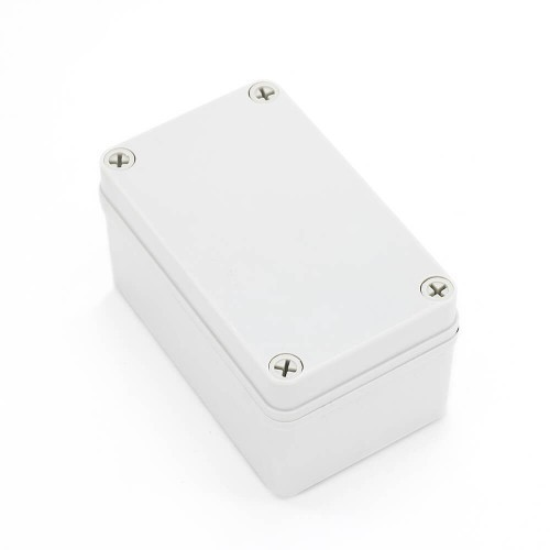 IP67 130*80*70 mm Waterproof Electrical Plastic Junction Box ABS TOM3-130807