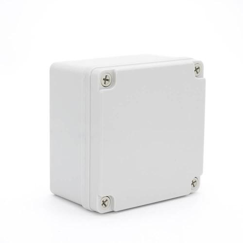 IP67 125*125*75 mm Waterproof Electrical Plastic Junction Box ABS TOM3-121207