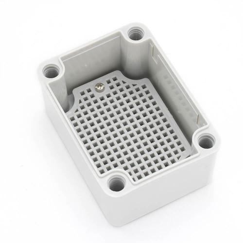 IP67 110*80*70 mm Waterproof Electrical Plastic Junction Box ABS TOM3-110807