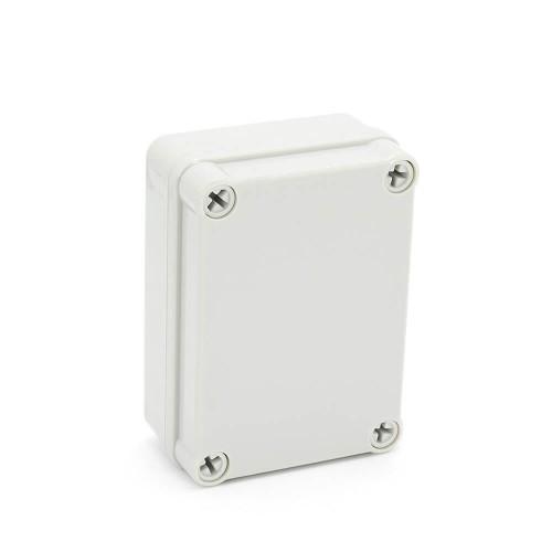 IP67 110*80*45 mm Waterproof Electrical Plastic Junction Box ABS TOM3-110804