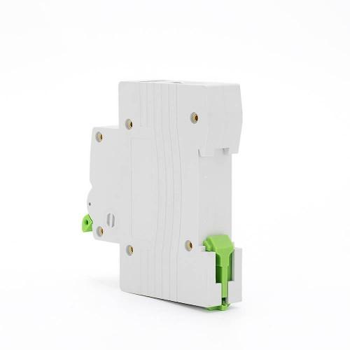 TOMC5-63 3KA 110V 220V Curve C 1P 25A Mini Circuit Breaker MCB