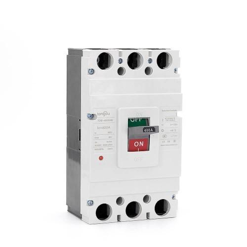 TOS1 400A 3 Pole MCCB Moulded Case Circuit Breaker