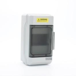 4 Ways IP66 PC Waterproof Distribution Box Switch Box Breaker Box