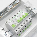 flush-mounting-distribution-consumer-unit-63A-2P-RCD-circuit-breaker-protection-metal-base-box-500x500