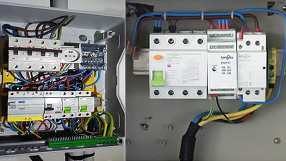 EV Charging Power System