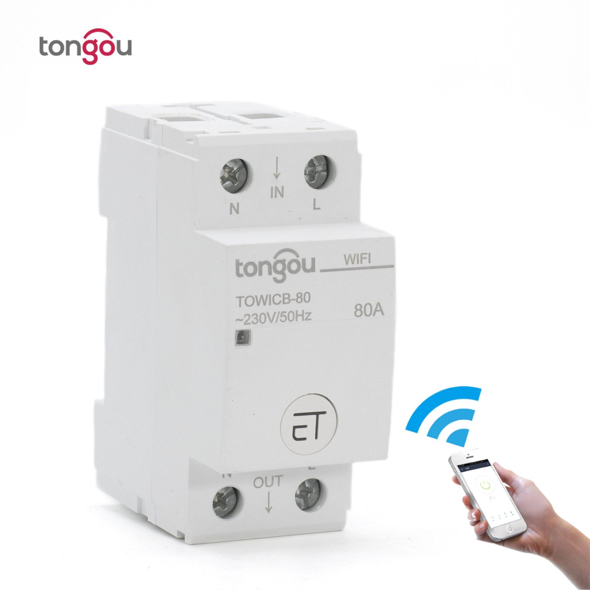 TOWICB-WiFi circuit breaker-Smart-switch