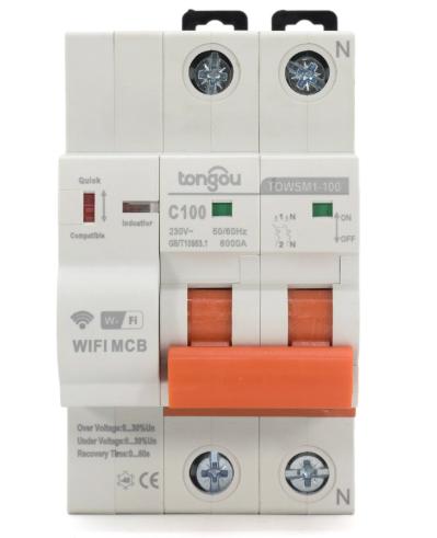 WIFI circuit breaker