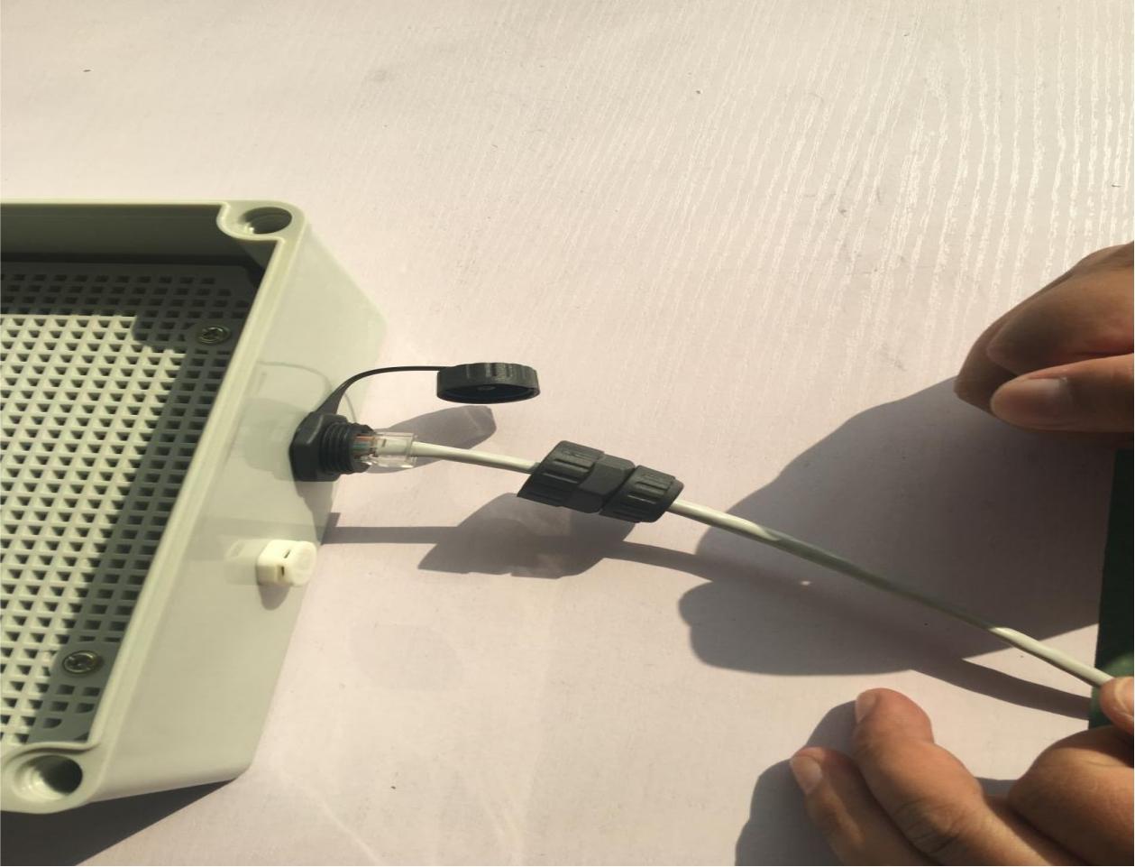 Wiring real shot diagram