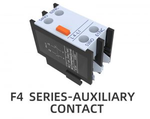 Contactor auxiliary contact (Upper Type)