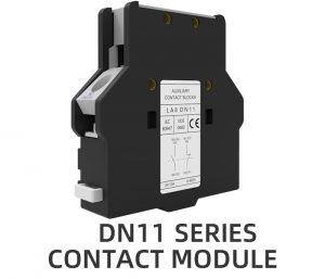 Contactor auxiliary contact (Side Type)