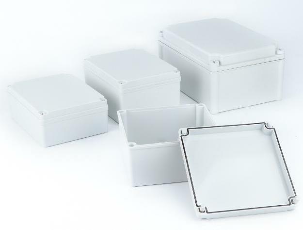 lockable waterproof box